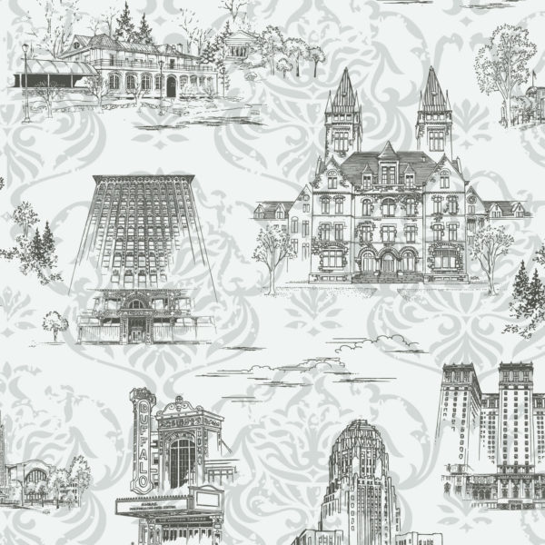 QCTD4 swatch 1500 600x600 - Queen City Toile Damask - Dolly